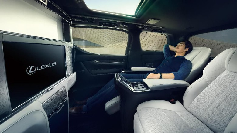 Interior Lexus Foto: Dok. Lexus