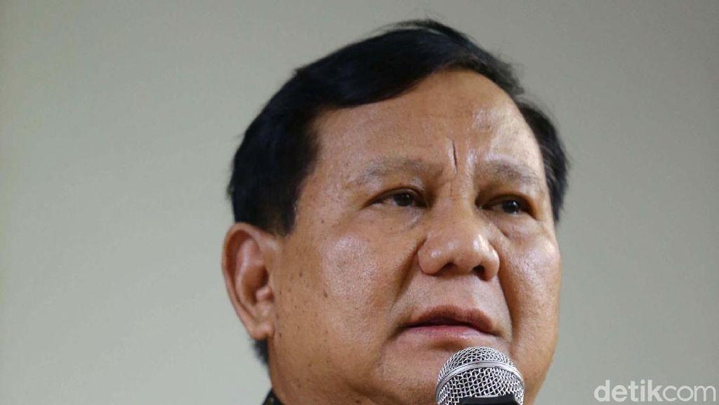 Usai Berjumpa Surya Paloh, Prabowo Akan Temui Airlangga dan Cak Imin