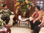 Megawati Undang Prabowo ke Kongres PDIP