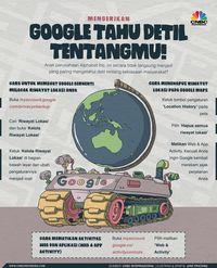Ogah Dikuntit Google Maps Lakukan Cara Ini