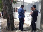 Polisi Turun Tangan Selidiki Aksi Vandalisme di Gedung Pemkab Bojonegoro