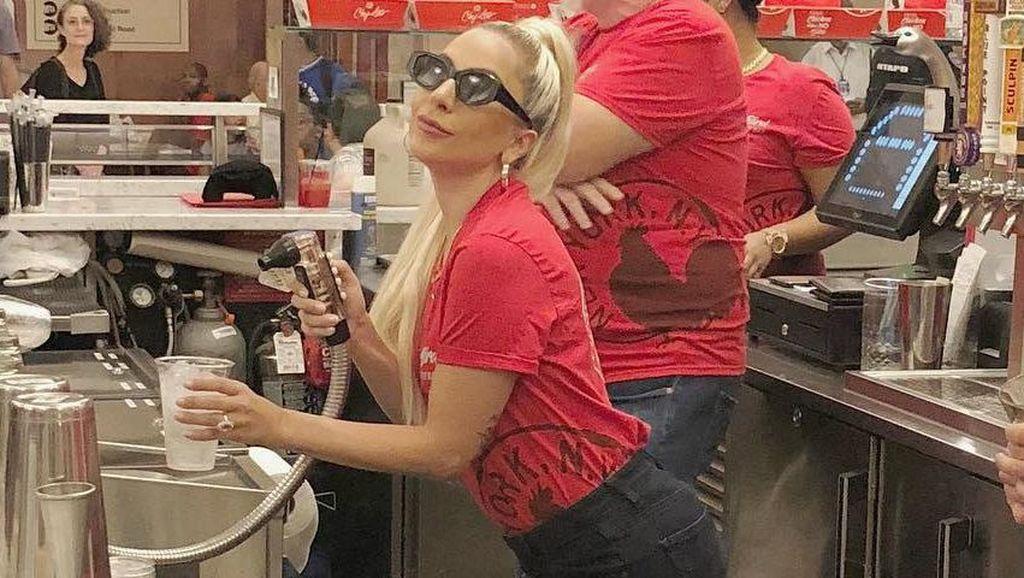 Justin Timberlake hingga Lady Gaga, Seleb yang Sukses Berbisnis Kuliner