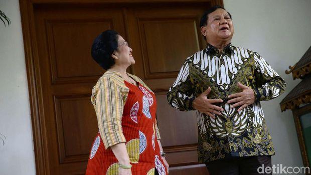 Pertemuan Megawati-Prabowo /
