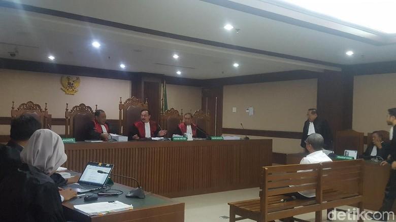 Eks Manajer Pemasaran PT HK Dituntut 7 Tahun Penjara Kasus Korupsi IPDN
