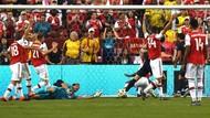 Real Madrid Vs Arsenal: Bale Cetak Gol, El Real Menang Lewat Adu Penalti
