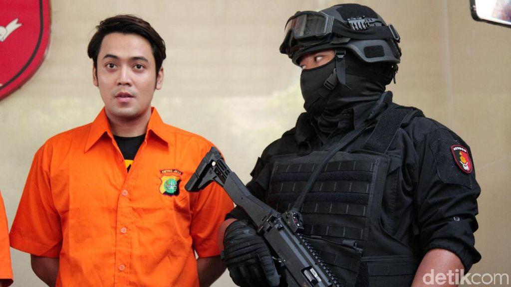 Berkas Kasus Penganiayaan Lengkap, Kriss Hatta Diserahkan ke Jaksa Besok