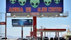Area 51 dan 4 Tempat Lainnya Untuk Berburu Alien