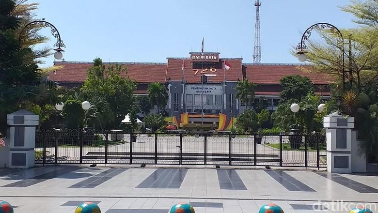Pascakasus OTT, Wali Kota Risma Kumpulkan Lurah se-Surabaya