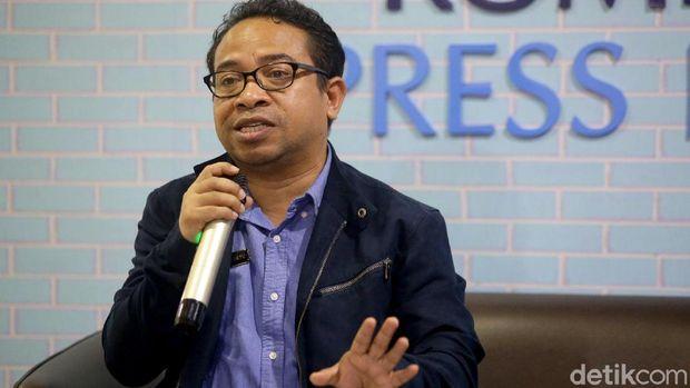 Plt Kepala Biro Humas Kementerian Kominfo Ferdinandus Setu.