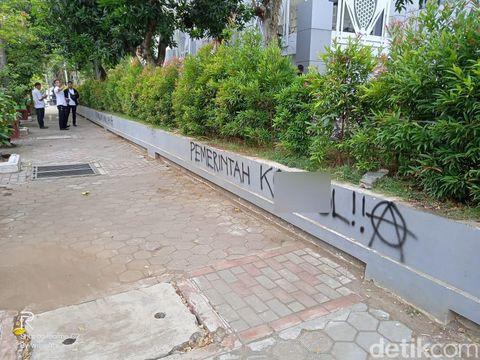 Vandalisme di Pemkab Bojonegoro/