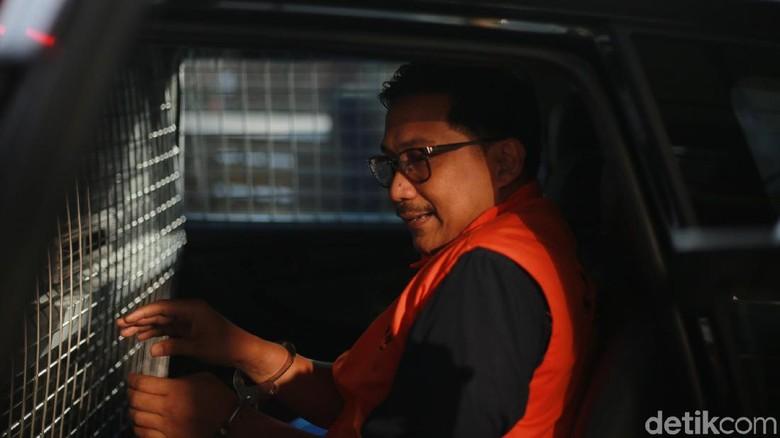 Selain Suap, Bowo Sidik Didakwa Terima Gratifikasi Rp 7,7 M