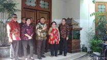 Video Prabowo Tiba di Kediaman Megawati