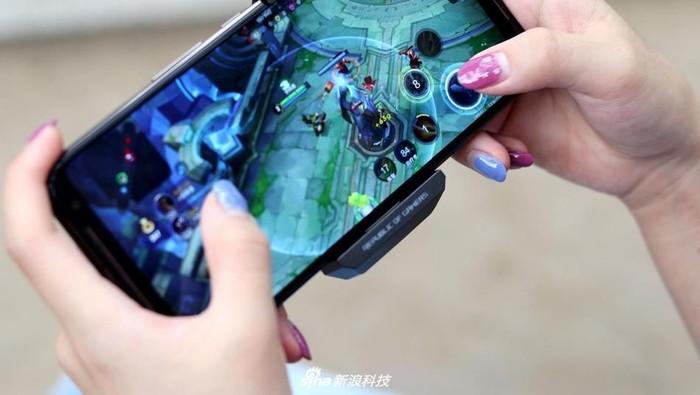 Foto: Sina Mobile