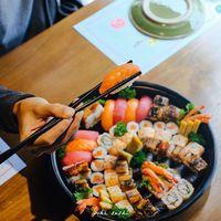 Bisa Makan Sushi Sepuasnya di 5 Resto All You Can Eat Ini