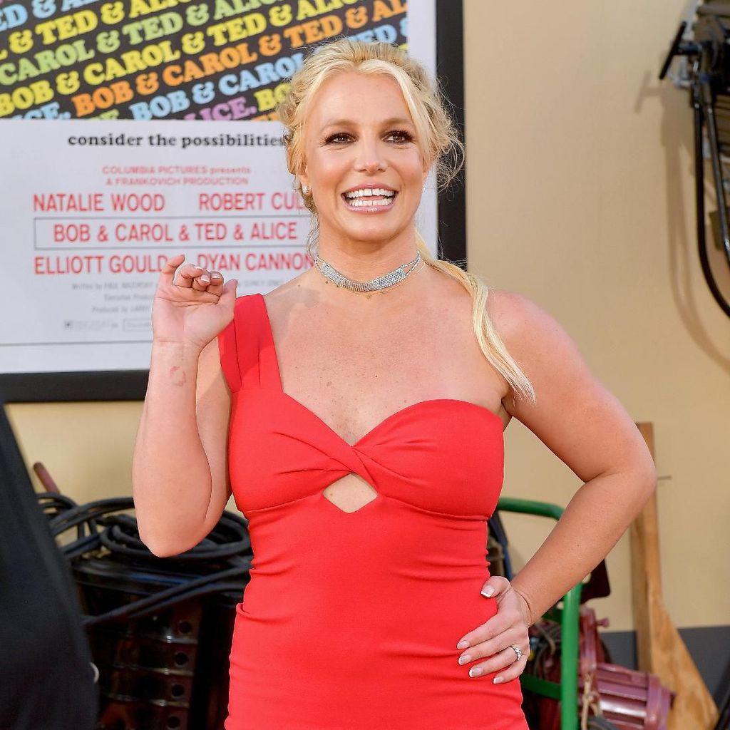 Galeri Seni Prancis Bikin Hoaks Britney Spears Bakal Gelar Pameran Seni