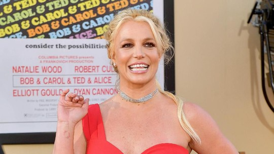 Britney Spears Cium Berondongnya di Premier Once Upon a Time In Hollywood