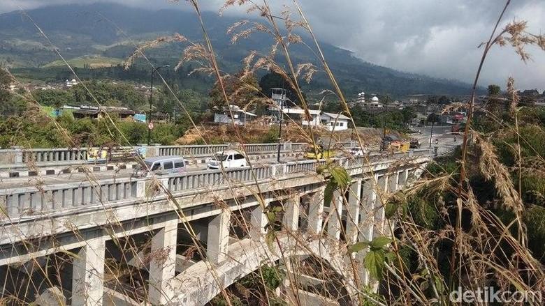 Jembatan Sigandul di Temanggung (Eko Susanto/detikcom)