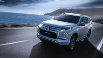 Mitsubishi Pajero Sport Baru Lebih Gagah nan Elegan