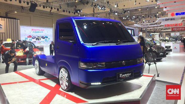 99 Koleksi Modifikasi Mobil Box Suzuki HD