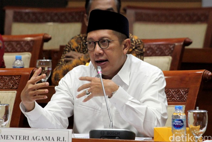 Lukman Hakim (Lamhot Aritonang/detikcom)