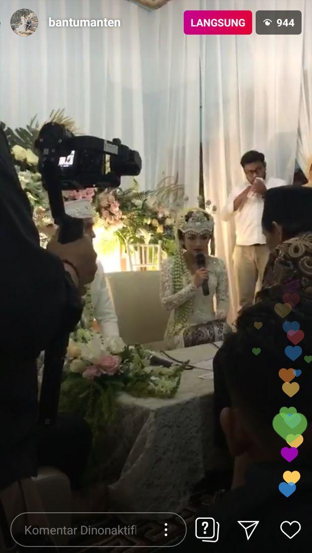 Siti Badriah Tersedu Memohon Restu dan Izin Nikah pada Ayah