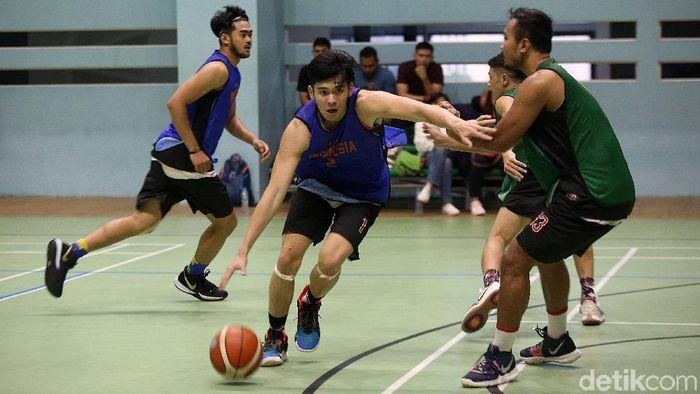 Seleksi basket tahap kedua dibuka. (Agung Pambudhy/detikSport)