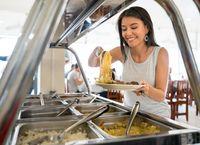 Ini Sejarah Awal Mula Restoran Berkonsep  'All You Can Eat '