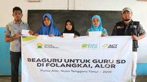 ACT Bantu Tingkatkan Ekonomi 13 Guru di Alor NTT