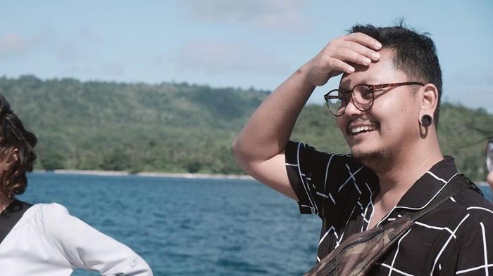 Robby Ertanto dikenal sebagai sutradara sekaligus penulis skrip. Pria 36 tahun ini diciduk polisi bareng Jefri. Robby dan Jefri diketahui tengah menggarap film berjudul The Exocet. Foto: instagram @ertantorobbysoediskam