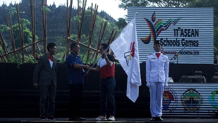 ASEAN School Games 2019 telah berakhir. (Foto: Andreas Fitri Atmoko/Antara)