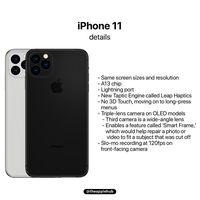 Ini Spek dan Harga Iphone 11, Meluncur September 2019?