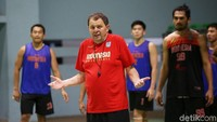 Bandara Tutup, Pelatih Asing Timnas Basket Batal Pulang Kampung