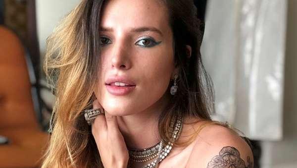 BIkin Sensasi Lagi, Bella Thorne Ngaku Panseksual
