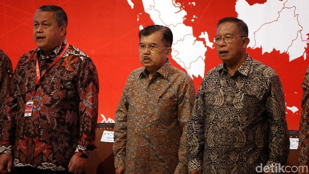 JK Buka Rakornas Pengendalian Inflasi Tahun 2019