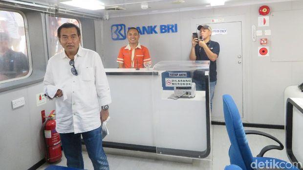 Wow! Harga Bank Terapung Satunya Capai Rp 21 Miliar