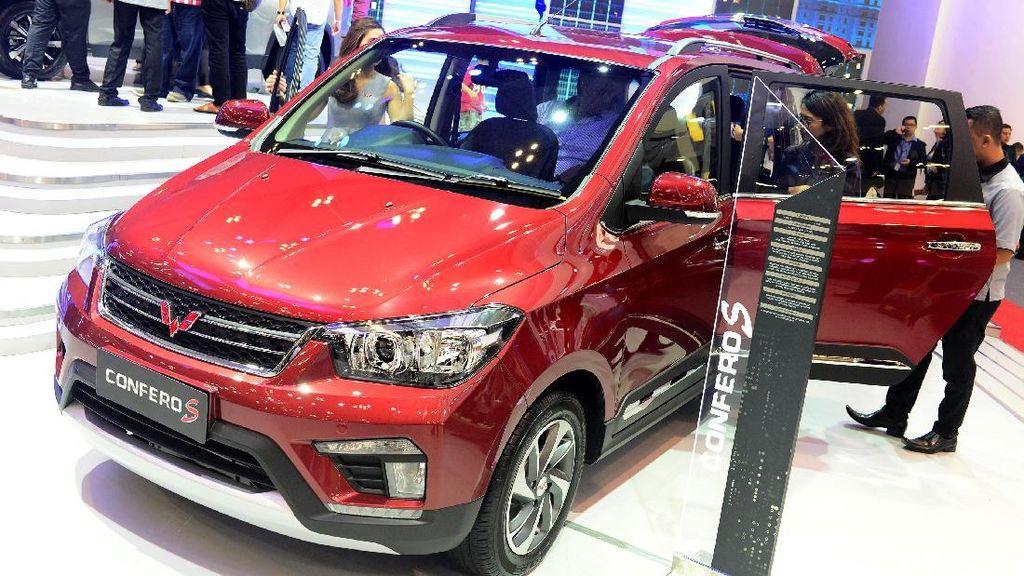 Wuling Confero S: Mobil China yang Bebas PPnBM, Lokal Konten di Atas 70 Persen