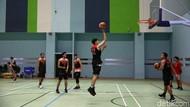 Sebelum ke Filipina, Timnas Basket Jalani Latihan dengan Prokes Ketat