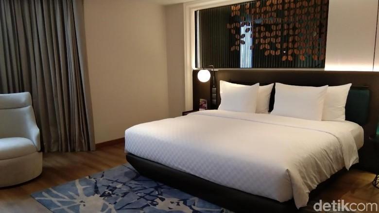 Foto: Hotel Mercure (Tasya Khairally/detikcom)