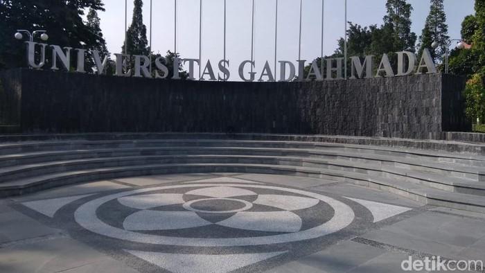Kampus Universitas Gadjah Mada (UGM)