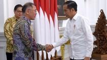 Video Jokowi Bertemu Bos Hyundai Bahas Investasi hingga Mobil Terbang