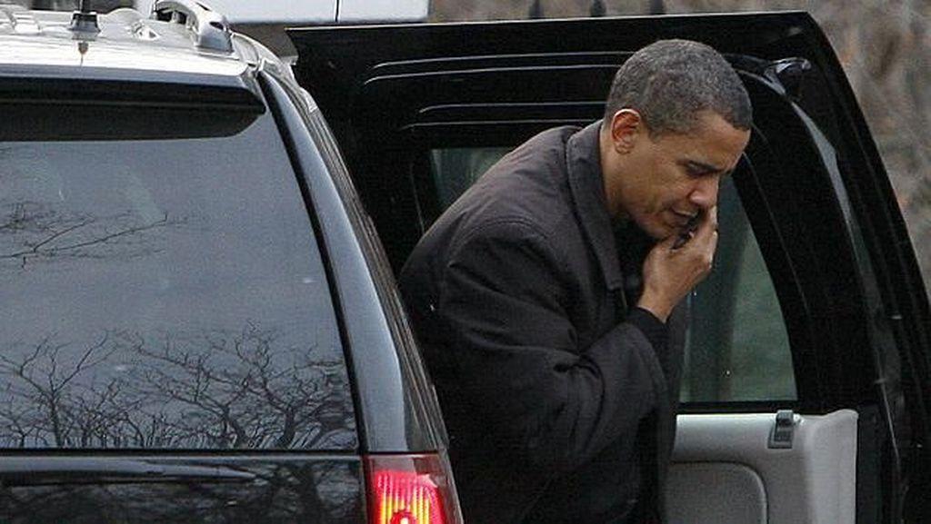 Foto: Diplomasi Sneakers ala Pemimpin Dunia, Jokowi Sampai Obama