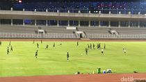 Penampilan Pemain Baru Timnas U-23 di Internal Game Bikin Indra Puas