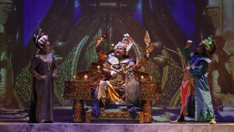 Foto: Teater Koma Goro-goro: Mahabarata 2 (dok. Image Dynamics)
