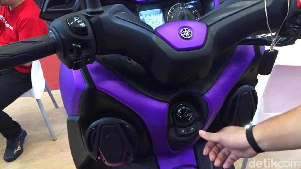 Yang Punya Yamaha Xmax, Bisa Ajep-ajep di Jalanan Nih!