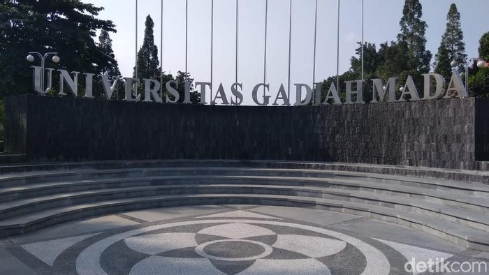 Kampus Universitas Gadjah Mada (UGM)