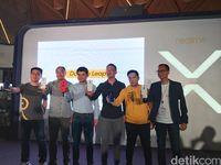 Resmi! Ini Harga Realme X di Indonesia