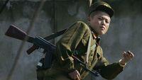 Kota di China yang 'Face To Face' Dengan Korea Utara