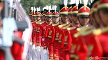 Mengintip Lebih Dekat Paspampres Istana Kepresidenan Bogor