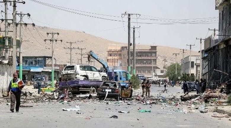 3 Bom Meledak di Kabul Afghanistan, 11 Orang Tewas