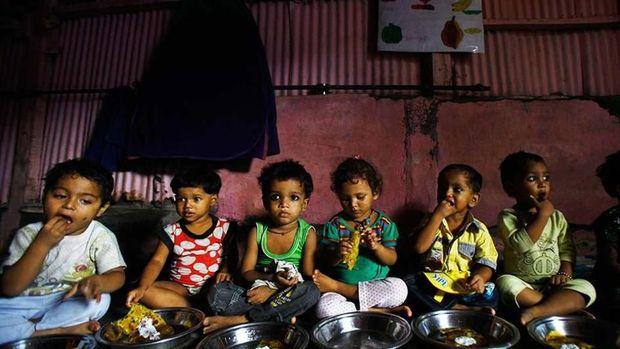 Miris! Panti Asuhan Ini Masak Makanan Untuk Anak-anak di Toilet